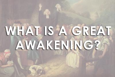 great awekening