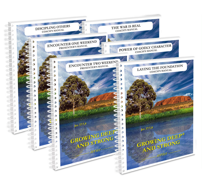 Best New Christian Training Cetre Materials
